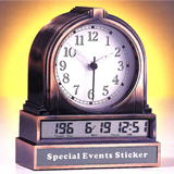 MC2010, special event countdown clock