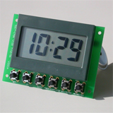 clock module with countdown timer - 99M59S