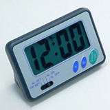 Jumbo Readout Desktop Alarm Clock with Backlit