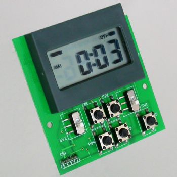 Programmable Daily Power ON/OFF Time Switch Module
