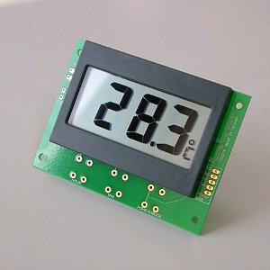 Digital Thermometer, ambient temperature, in/out door