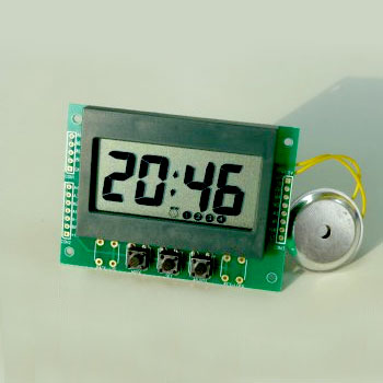 digital LCD perpetual time module