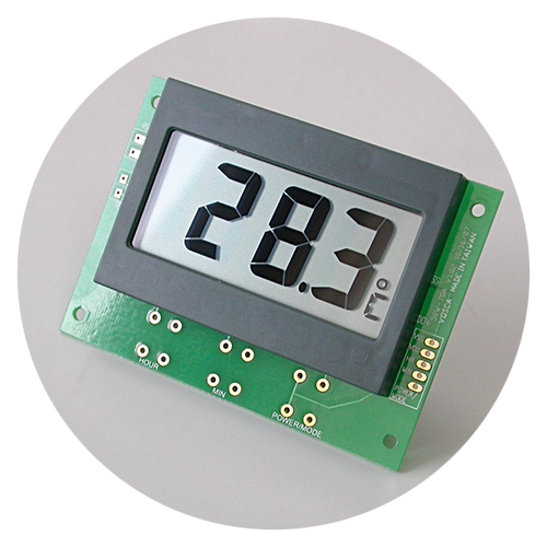Thermometer Module and Hygrometer Module